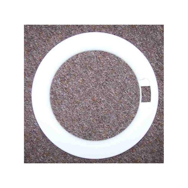 Maskownica ( ramka zewnetrzna ) drzwi pralki Mastercook PF2 - 400 / 500 / 800